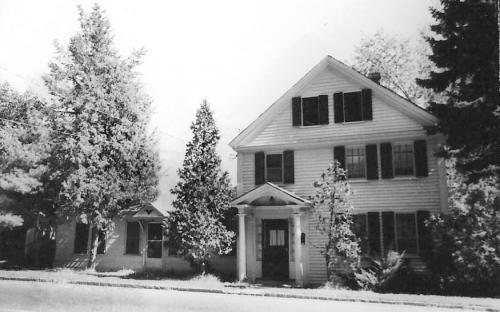 74 Lowell St. 1975