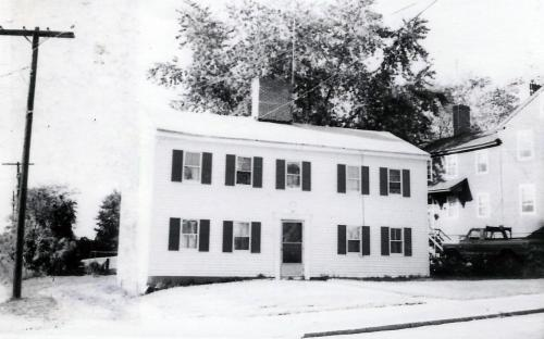 1977 Building Survey - Andover Preservation Commission