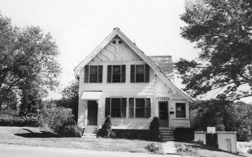78 Lowell St. 1975
