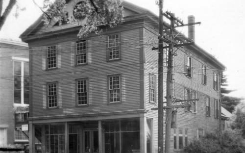 8-10 Essex St. Smith & Manning building