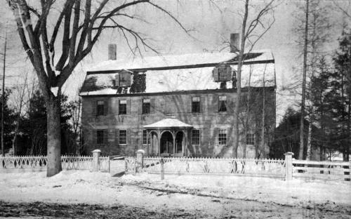 80 Chapel Ave - Stowe House - 1890