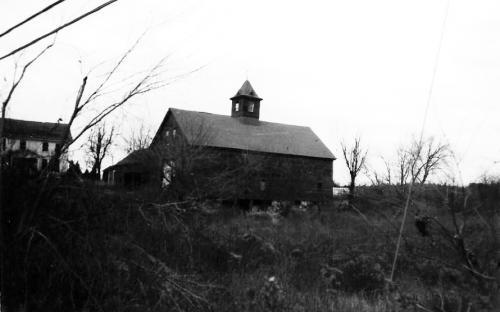 87 a barn east of homestead - - 2/25/1980