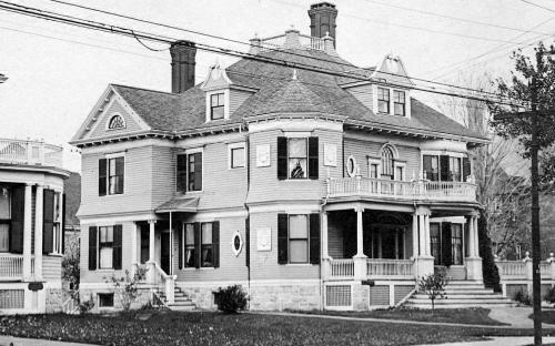 89 Main St - Dr. Cyrus W. Scott house