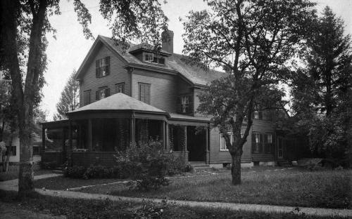 9 Abbot St. circa 1900