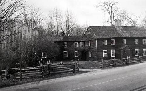 Benjamin Abbott Homestead, 1974