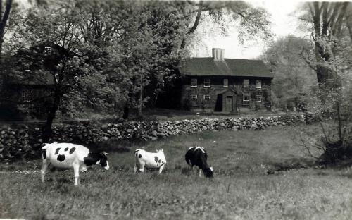 Abbott Homestead circa 1930s