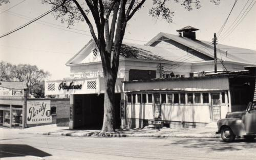 Andover Playhouse abt 1950
