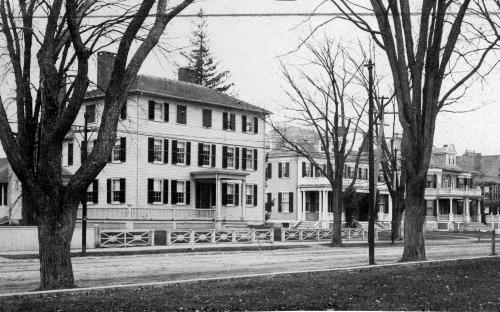 Circa 1930 - 97, 93, 89 and 85 Main St.