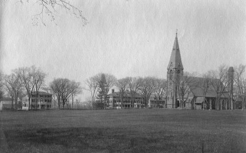 Samaritan House, Phillips Inn & ATS Chapel c. 1910