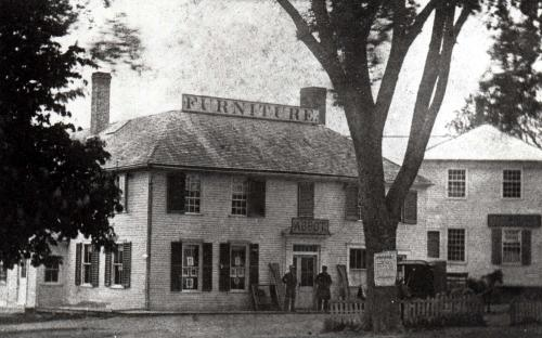 Abbot Furniture building 1860s