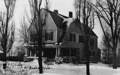 43 Abbot St - Jan. 5, 1923