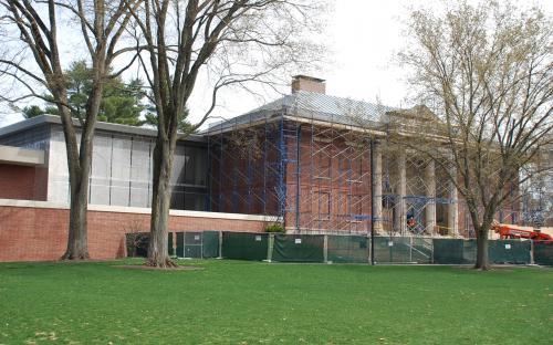 April 22, 2011 - new addition & renovation