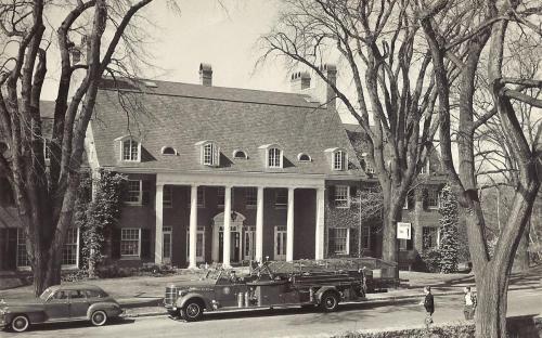 Andover Inn 1950's