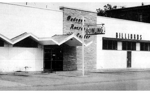 Andover Recreation Center 1956