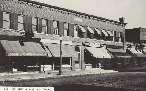Arco Building 1910