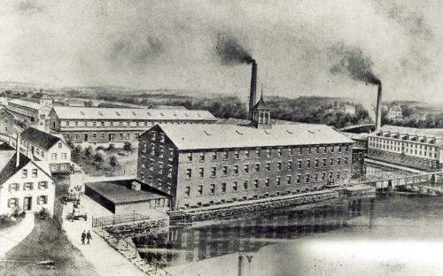 Ballard Vale Mills 1896