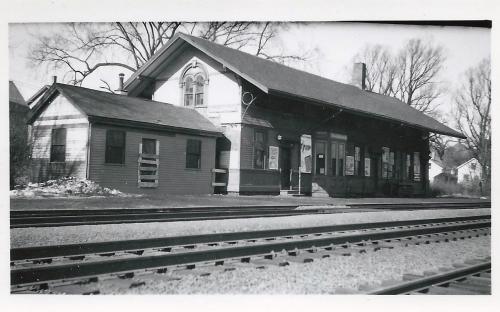 Ballardvale Depot Station 1950
