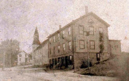 Ballard Vale School house cirec 1885