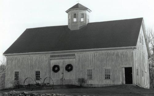 Barn in 1994