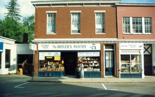 The Butler's Pantry 1992