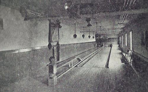 Bowling ally 1912