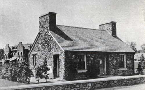 Boys Club House - 1923 (see 11 Haverhill St for additional history)