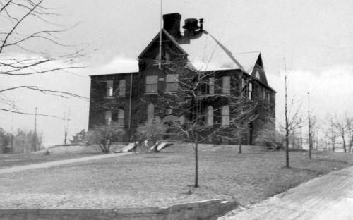 Bradlee School 1920