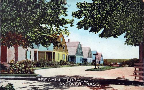 Brechin Terrace 1908