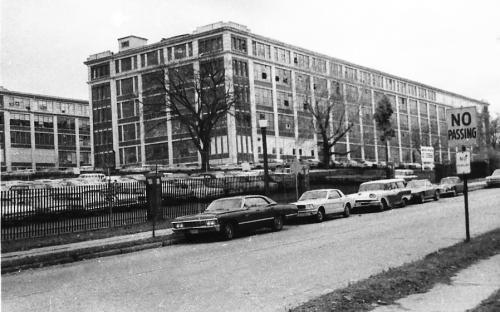 Ratheon Company 1967