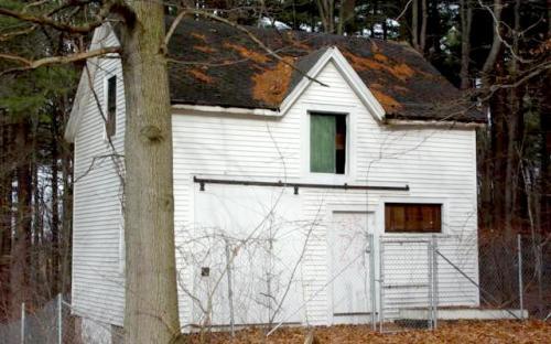 Town Home barn 2007