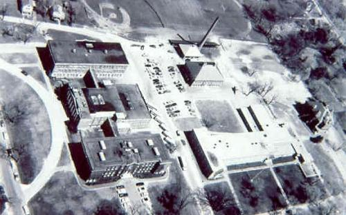 Educational complex 1954, Punchard, Jr. High, Central Elem., Samuel C. Jackson and Stowe School