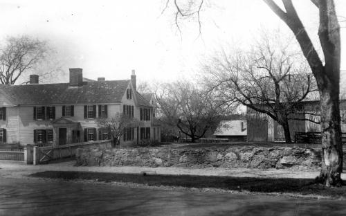 57 Central attached to 59 circa 1925