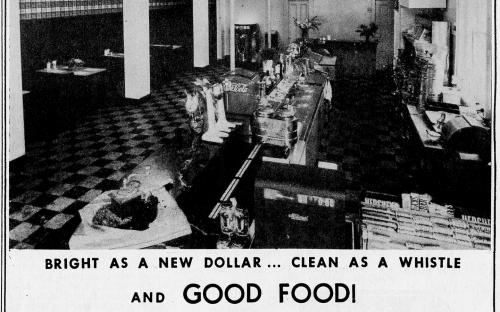 Coffee Mill May 24, 1951