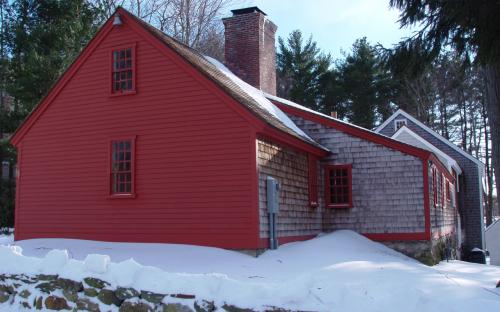 Northeast view 2008