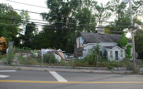 Razed #60 Aug. 21, 2012