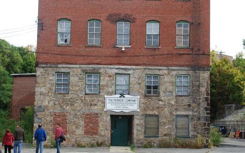 Sept. 20, 2014 - Stone Mill - south facade