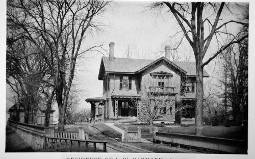 Jacob W. Barnard House