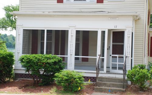 Porch detail June 17, 2014