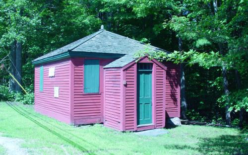 Danville NH schoolhouse