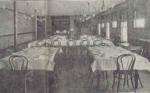 Dinnig Room 1912