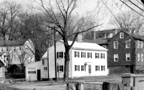 75 Essex St. Folley family home 1960