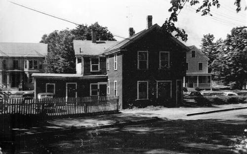 38 Brook St.  Circa 1950