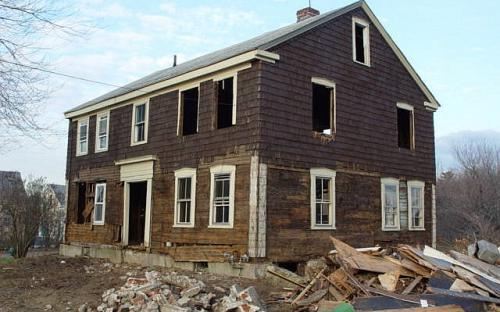 Exterior Nov. 2004