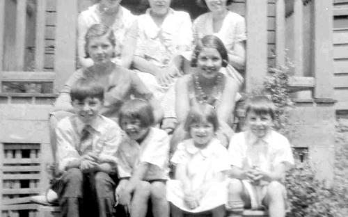 Ferrier Family 1929