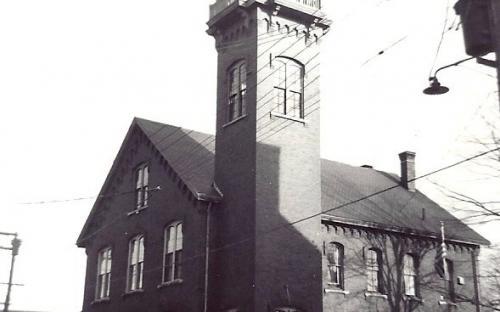Firehouse 1960's