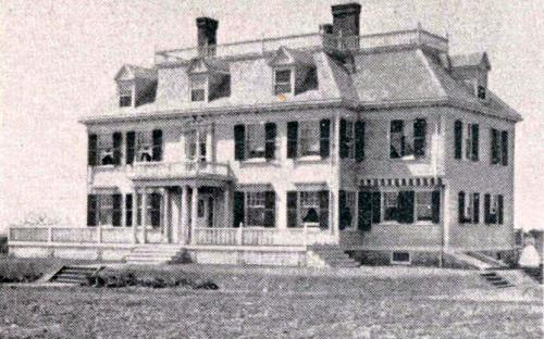 Forbes House 1896 - Glimpses of Andover