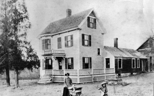 Franklin house 1904