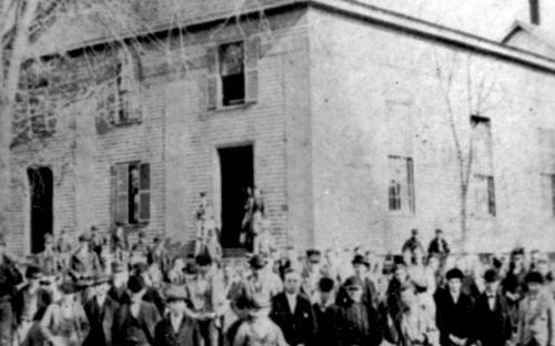 Grammer School 1868-1878
