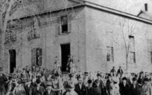Grammar School 1868 - 1878