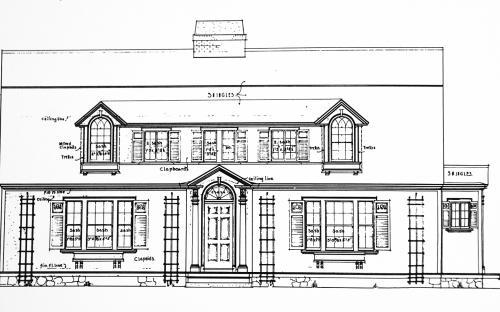 James E. Allen - architect - Lawrence, MA 1920
